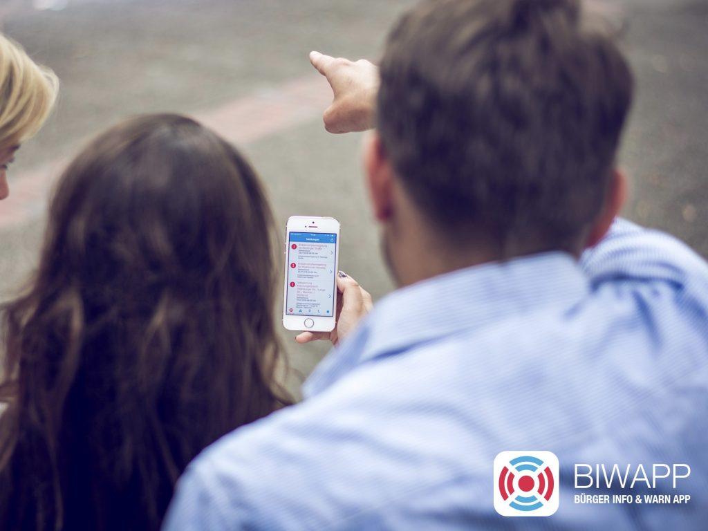 BIWAPP – Die Info & Warn APP
