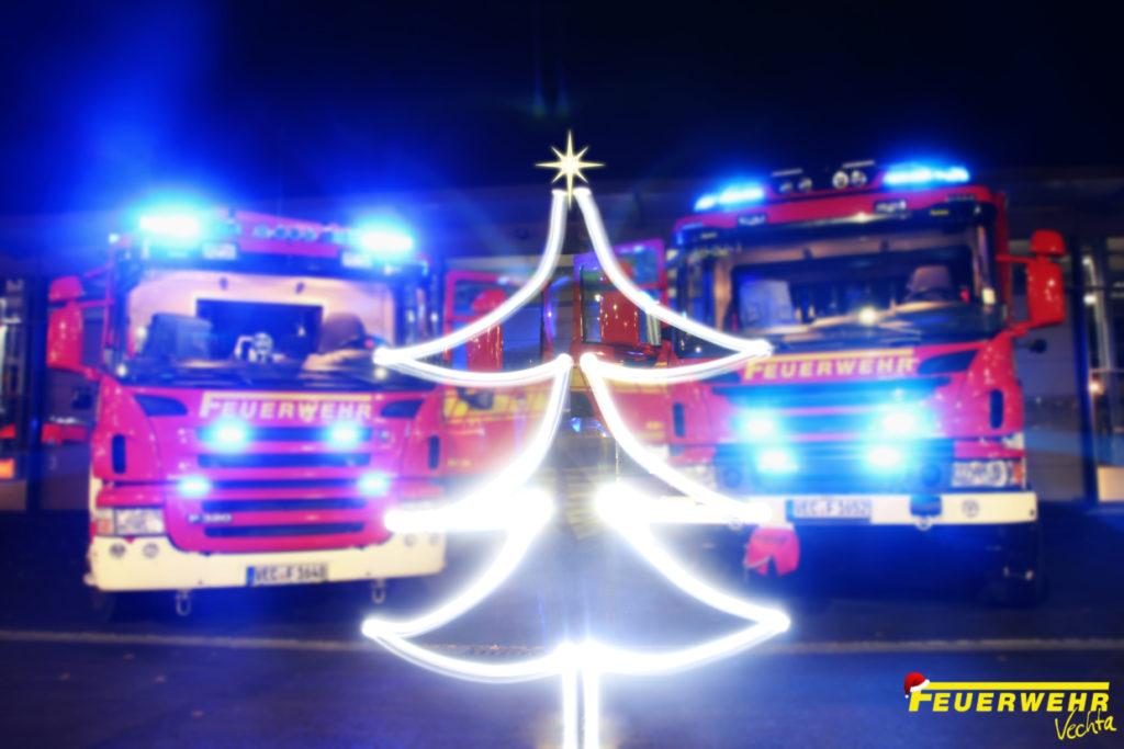 Der Feuerwehr Advenskalender